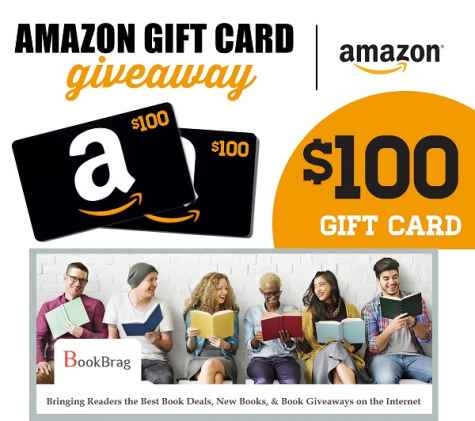 Book Brag - $100 Amazon Gift Card Giveaway - Book Brag