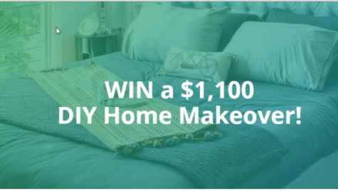 Win a $1100 DIY Home Makeover - Dealwiki