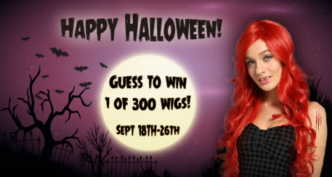 Guess to Wig 1 of 300 Halloween Wigs - melodysusie