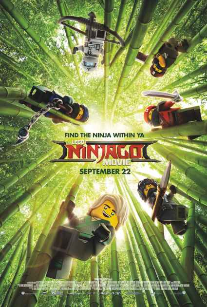 LEGO NINJAGO Movie Giveaway 09/22 - Guy & the Blog