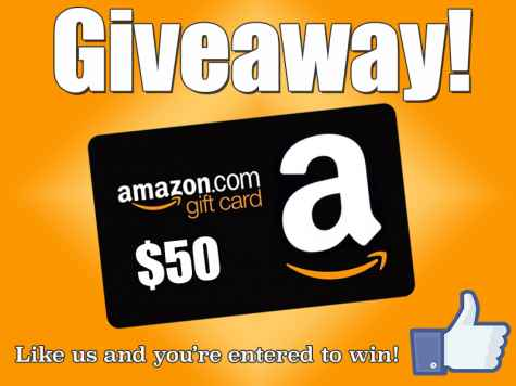 Win a $50 Amazon Gift Card Giveaway - Thingamagift