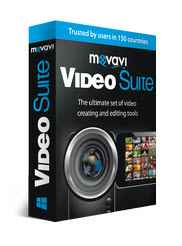 4X full Movavi Video Suite licenses Giveaway - $135.95 each - dailydeals4you.com