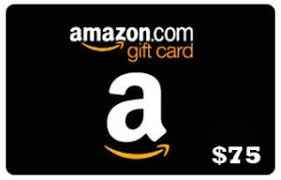 $75 Amazon Gift Card - Until Ray Trilogy