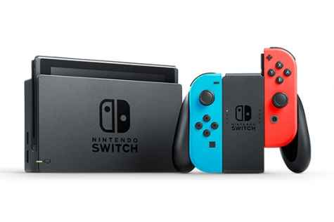 Win a Nintendo Switch console with game - Vostok