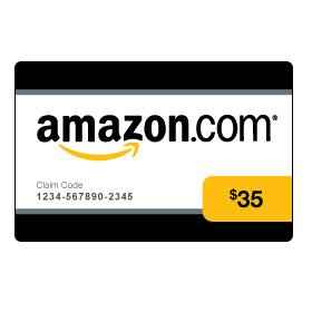 $35.00 Gift Card from Amazon & Unlimited Talk Text & Data Sim card from Lycamobile - JPF & Associates