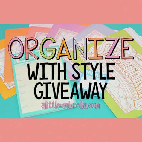 Knock Knock Organize With Style Prize Pack 10/15 - Knock Knock