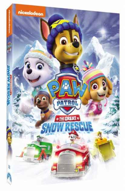 Paw Patrol: The Great Snow Rescue US 10/22 - Making of A Mom