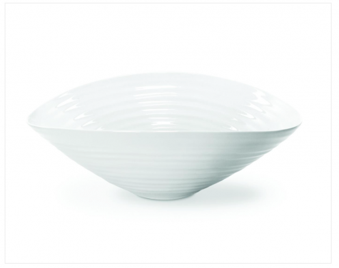Enter for your chance to win a Portmeirion Sophie Conran White Large Salad Bowl - Portmeirion