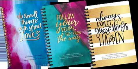2018 Inspired Year Planner Giveaway - Support for Stepdads