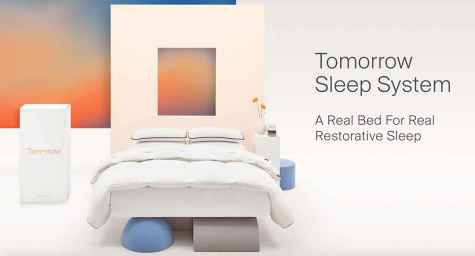 Win a FREE Tomorrow Sleep System from SlumberSearch.com - Slumber Search