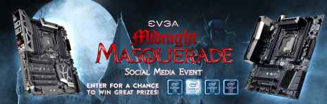 Win EVGA motherboard PSU cooler and more - EVGA