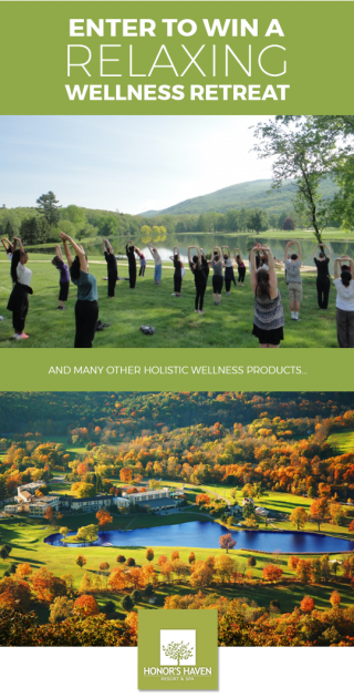 Win A Relaxing Wellness Retreat - Gleam