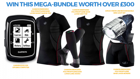 Win Cycling Mega Bundle - AG Sports