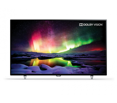 Philips 55 Smart 4K Ultra HDTV with Dolby Vision - P&F USA, Inc.,