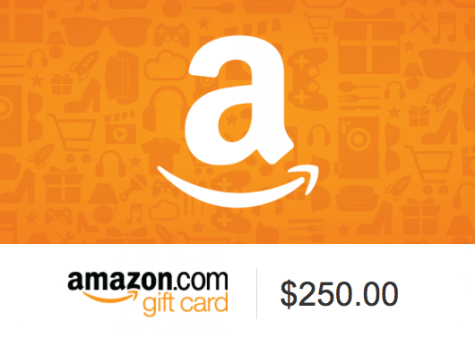 Win 1 of 4x $250 Amazon Gift Cards - Ilovevampirenovels