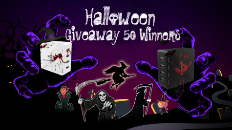 Halloween Giveaway!!! 50 USB Chargers!!! - QICENT