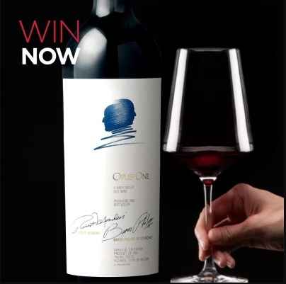 Win a $300 Bottle of Opus One and a Zzysh Wine Gadget - Drink Me