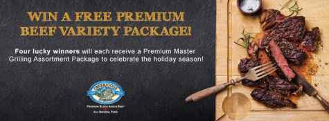 Creekstone Farms - Win a Premium Master Grilling Assortment Package! - Creekstone Farms