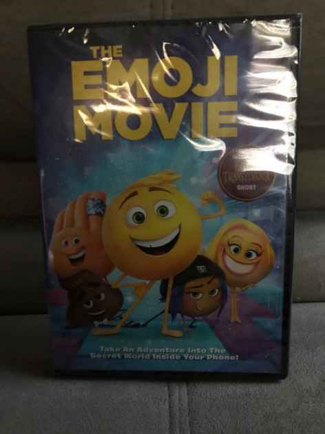 The Emoji Movie US 11/8 - Woman of Many Roles