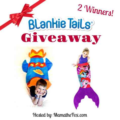 Blankie Tails US 11/14 2 winners - Woman of Many Roles