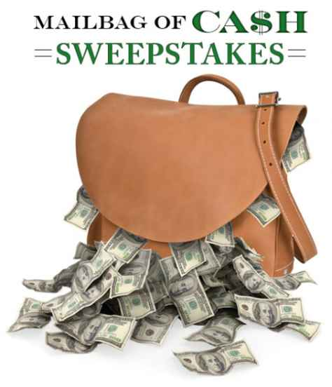 The J. Peterman Mailbag Full of Cash Sweepstakes - J. Peterman Company