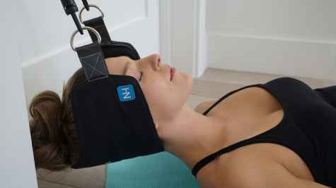 Win the Neck Hammock for neck pain relief - Nisha Tejwani