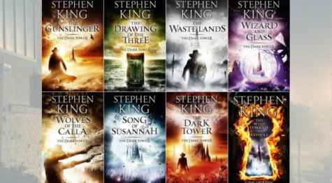 Suspense/Thriller Book Giveaway Including Stephen Kings Box Set THE DARK TOWER - www.thomasholladay.com