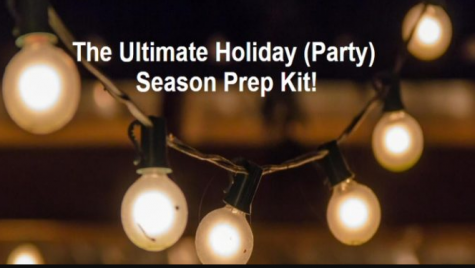 $1200 Ultimate Holiday Party Prep Kit Sweepstakes - Dealwiki