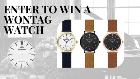Win a Wontag Watch Sweepstakes - Wontag