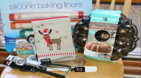 Holiday Baking Essentials Package Giveaway - Made In A Pinch