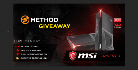 WIN an MSI Trident 3 VR-Ready Gaming PC - Method