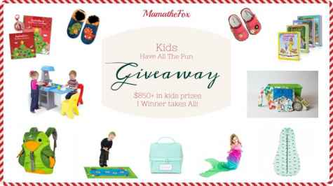 HUGE Kids Prize Pack $870+ US 11/25 - Woman of Many Roles