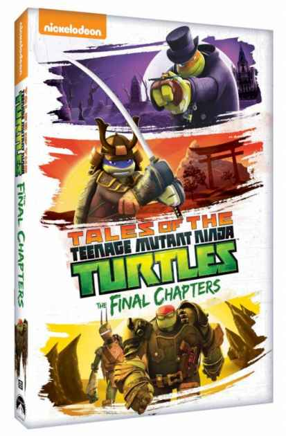 Tales of the Teenage Mutant Ninja Turtles: The Final Chapters US 12/10 - Making of A Mom
