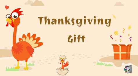 thanksgiving giveaway - domobile