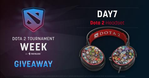 Win a SteelSeries Arctis 5 Dota 2 Headset for Day 7 of FirstBloods Tournament Week - Firstblood
