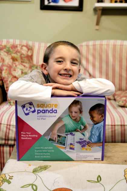 Square Panda Phonics Playset 11/22 - Lady & the Blog
