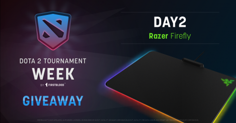 Win a Razer FireFly for Day 2 of FirstBloods Tournament Week - Firstblood