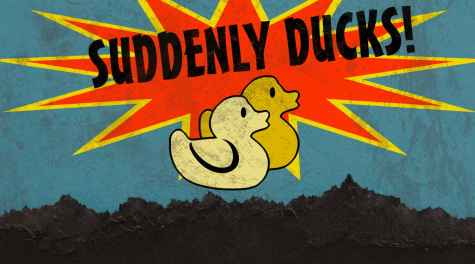 Suddenly Ducks: Choose One of These Four Awesome Prizes! - Suddenly Ducks