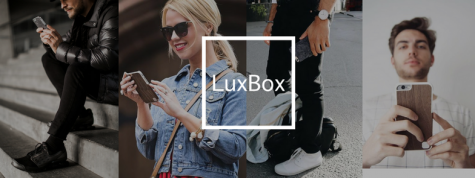 LuxBox Case monthly GiveAway - theWTFactory