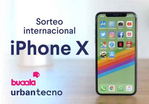 Win an Apple iPhone X smartphone - UrbanTecno