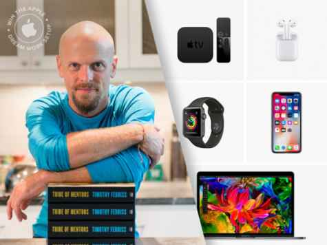 The Tim Ferriss Dream Setup Giveaway - StackSocial