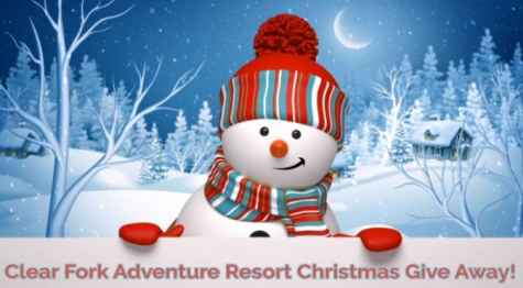 $2000+ Clear Fork Adventure Resort Christmas Give-Away! - Clear Fork Adventure Resort Christmas Give Away!
