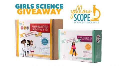 Girls Science Giveaway - Save-A-Tooth
