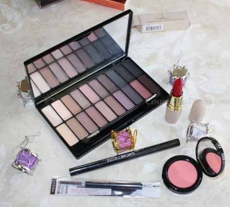 Holiday 2017 Makeup Giveaway Open WW - Cosmetopia Digest