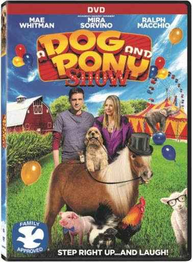 Dog and Pony Show DVD US 1/22 - Making of A Mom