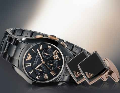 Win 1 of 2x Emporio Armani Watches - TheWatchCabin