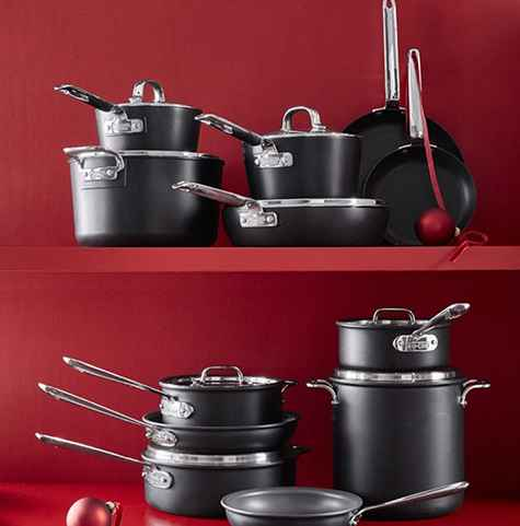 All-Clad Cookware Set Giveaway - FoodTrients