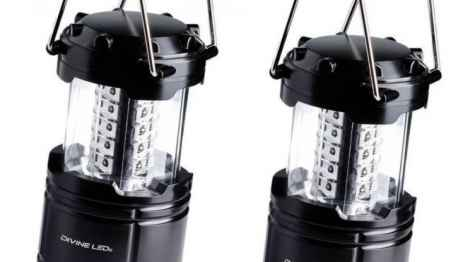 LED Collapsible Camping Lantern Giveaway - Amazon