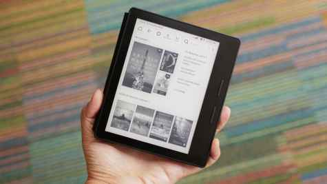 Win a Kindle Oasis - Wannabe Press