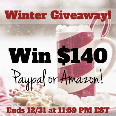 $140 Winter Giveaway - Intelligent Domestications